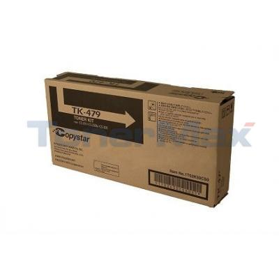 COPYSTAR CS255 TONER CARTRIDGE BLACK
